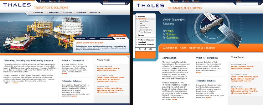 Thales Telematics Pitch