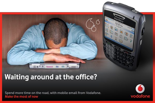 Vodafone Ad Pitch